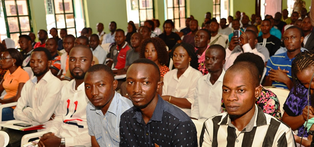 CBN Governor flags-off YEDP Training for Corps members