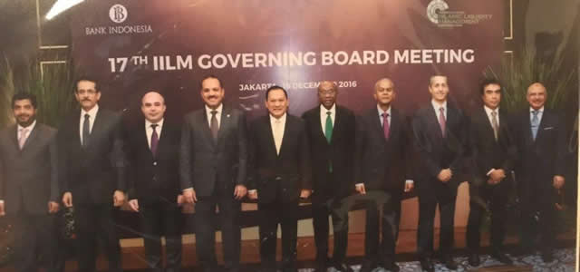 Emefiele Chairs IILM Governing Board