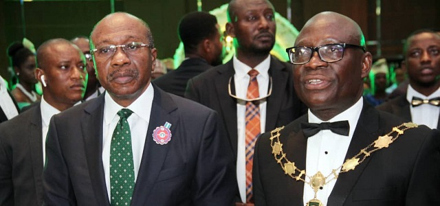 Gov. Emefiele outlines Policy Thrust for 2019...woos Foreign Investors