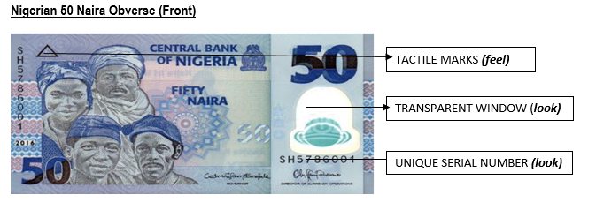 Central Bank of Nigeria:: History of The Currency