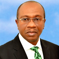 Governor, Central Bank of Nigeria, Godwin Emefiele
